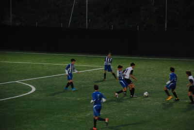 GIOVANISSIMI PROVINCIALI FB 2005/ BOREALE INCONTENEBILE, 2-1 ALL'ORANGE